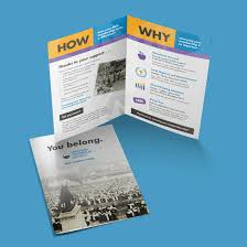 Graphic Design Missouri Graphic Design Insert Brochure