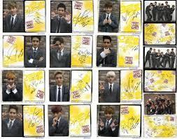 EXO Growl Photocard