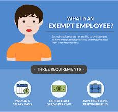 Employee Status What Is An Exempt Employee Requirements Qualifications And More