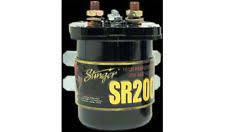 stinger car audio 200 amp high power relay sr200 dual battery stinger sgp38 wiring at Stinger Sgp32 Wiring Diagram