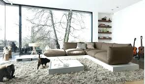 l shaped rugs lovely l shaped rug ultra modern living room with brown l shaped sofa l shaped rugs
