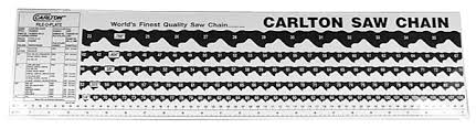 Rotary 10958 Carlton Chain Bench Length Chart