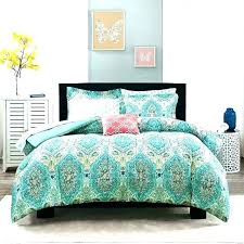 grey comforter twin pink and set teal turquoise white bedding medium size of ruffle xl pintuck