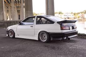 1985 Toyota Corolla Levin RHD   eBay Motors Blog