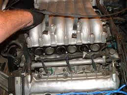 hyundai santa fe spark plug replacement on a v6 cyl click on images to open up in full size
