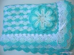 Sea Shell Afghan Crochet Pattern Simple Ideas
