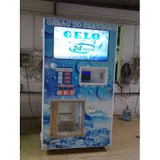 Ice Vending Machine Cost New Ice Vending MachineIve Venidng KioskIce Vending Station