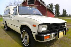 Where Were You In '82? 1982 Toyota Hilux Diesel