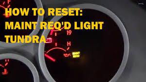 Toyota Maintenance Light Maint Light Toyota Bigit Karikaturize Com