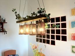 recycled lighting fixtures. Hanging Kitchen Lamp Created Out Of Recycled Graters Lighting Fixtures R