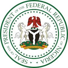 Image result for nigeria presidency logo