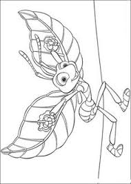 12 Best A Bugs Life Images Coloring Books Coloring Pages