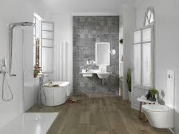 Cool Grey And White Bathrooms Hde Golimeco Xavier Modern Cracked