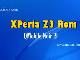 Sony Xperia Z3 Rom for Qmobile Noir i9