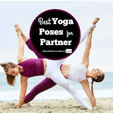 easy yoga poses for two people