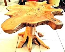 tree coffee table tables made from trees coffee tables made from trees appealing ottoman coffee table tree coffee table