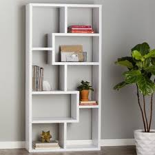office bookshelf. Chrysanthos Etagere Bookcase Office Bookshelf O