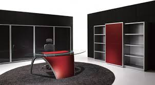 futuristic home office. Home Office Futuristic Design By Uffix I