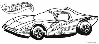 Small Picture Printable Hot Wheels Coloring Pages For Kids Cool2bKids