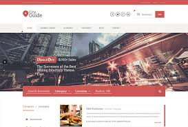 Template For Directory 60 Best Directory Wordpress Themes Updated For 2019