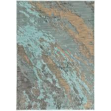 t austin design haugan blue area rug reviews wayfair for teal colored rugs designs 2