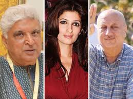 Twinkle Khanna Fashion Designing Institute In Pune Twinkle Khanna Shame On Humanity Javed Akhtar Twinkle