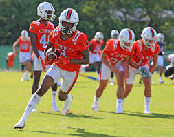 Miami Qb Depth Chart Two Goals For Mark Richt This Week Narrow Qb Race Create A