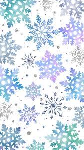 Winter wallpaper, Snowflake wallpaper ...