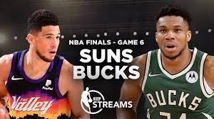NBA Finals Game 6 ...