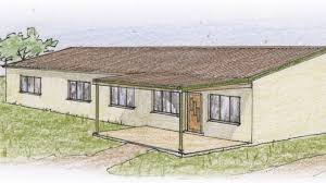 Low Pitch Roof Design A Home With A Low Pitched Roof Design Farmers Weekly