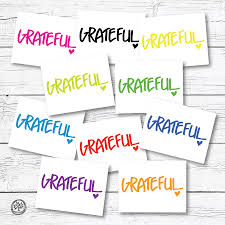 Grateful Heart Note Cards