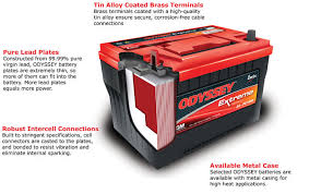 Odyssey Racing Batteries Jegs