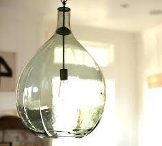 recycled glass pendant light daze lamp lighting wood libertylaw info decorating ideas 8