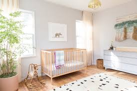 Nursery Bedroom 7 Hottest Baby Room Trends For 2016