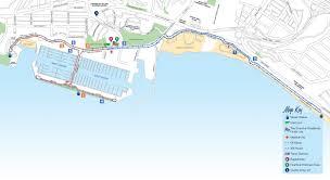 course map – dana point turkey trot