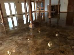 concrete flooring bathroom stained concrete floors bathroom diy polished concrete bathroom floor
