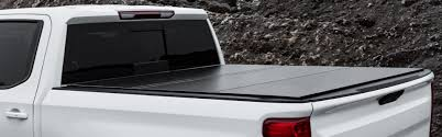Lomax Hard Tonneau Covers Lineup | Tri Fold Truck Bed Covers
