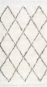 ... area rugs stunning rugged wearhouse momeni rugs and white and black rug  ...