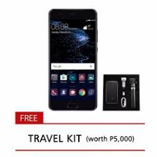 huawei phones price list. huawei p10 plus 128gb (black) with free travel kit phones price list