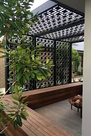 aluminium patio cover surrey: patio pergola decorative laser cut screens add shade privacy and style this is qaqs