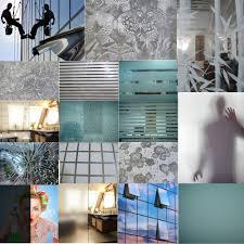 Details Zu 657m² Sichtschutzfolie Milchglasfolie Spiegelfolie Fenster Folie Selbstklebe