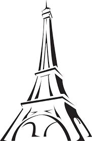 Eiffel Tower Stencils Pinterest Pochoir Dessin Et Silhouettes