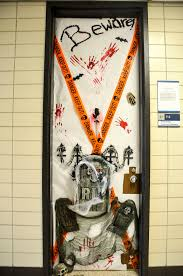 decorating office for halloween. Delighful For Halloween Office Door Decorations Nice Decoration Decorating Ideas Throughout For