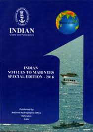 Nautical Publications Indian Naval Hydrographic Office