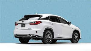 Lexus Suv Size Chart 10 Most Reliable Luxury Suvs For 2018