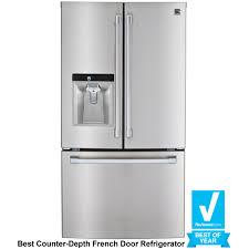 27 inch deep refrigerator. Unique Inch CounterDepth French Door Refrigerator W Pro Style Inside 27 Inch Deep I