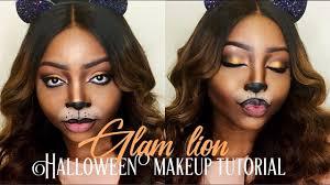 lion makeup tutorial you saubhaya makeup