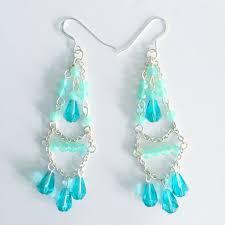 picture of intermediate chandelier earring