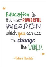 Inspirational Quotes About Education