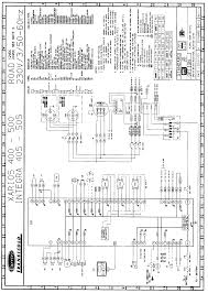 carrier xarios 500 wiring diagram carrier image transicool carrier xarios technical manual documents